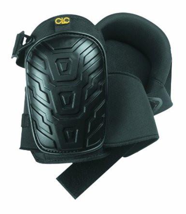 Custom Leathercraft  Professional Kneepads 345