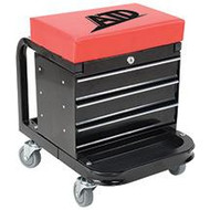 Creeper Seat with Tool Box ATD81047