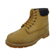 Mens Nubuck Leather Work Boots
