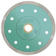 "Pearl 7 x .055 x 7/8 in, DIA, 5/8"" P4 Turbo Mesh Diamond Blade - Granite"