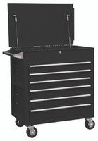 Full Drawer Professional Duty Service Cart