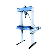 17-1/2 Ton Open Throat w/ Hand Pump Floor Press OTC1825