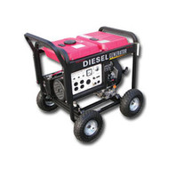 4000 Watt Portable Diesel Generator (Discontinued)