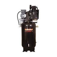 7.5 HP Electric, Vertical, 80 Gallon 24CFM Compressor