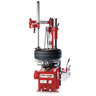 Air Rim Clamp Tire Changer with Extended Clamps