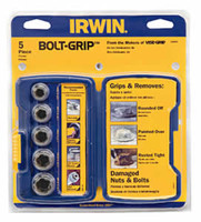 BOLT-GRIP™ 5 Pc. Bolt Extractor Set