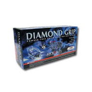 Large Diamond Grip Gloves 100 Per Box