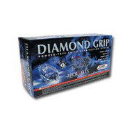 Extra Large Diamond Grip Gloves 100 Per Box
