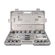 21pc. 3/4 in  Square Drive Socket Set In Plastic Case
