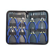 10pc 4.5 in  Mini Pliers Set - Discontinued