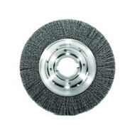 6 in. Medium Crimped Wire Wheel