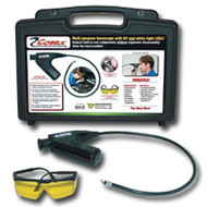 TRATP-9350 COBRA™ Fiber Optic Scope - UV Leak Detection and White LED Borescope