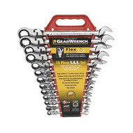 13 Piece SAE Flex GearWrench Set KDT9702