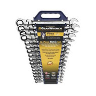 16 Piece Metric Flex GearWrench Set
