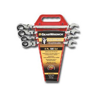 4 Piece Flex Head GearWrench Completer Set SAE
