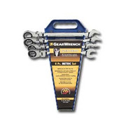 4 Piece Flex Head GearWrench Completer Set Metric