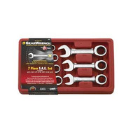 7 Piece SAE Stubby Combination GearWrench Set