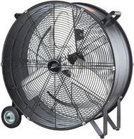 """ATD Fixed Drum Fan, 24"""" ATD-30324"""
