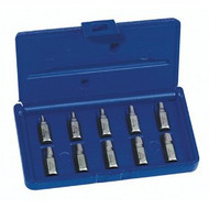 10-PC. Screw extractor set 1/8 in. thru 13/32 in. IRW53226