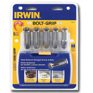 IRWIN 5pc Bolt-Grip Nut and Bolt Remover 3094001