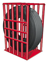 6 Bar Heavy Duty Inflation Cage 2260