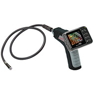 "Wireless Inspection Camera Kit with Detachable 2.4"" Monitor"