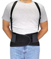 X-Large Allegro Ergonomics: Back Support: Economy Belt 7176-04