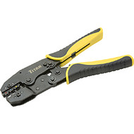 Ratcheting Wire Terminal Crimper TTN55477