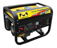 Amico AC-3500 Gasoline Generator. Max. 3600 Watts
