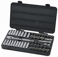"49 pc,1/2"" dr., 6 pt, Sae/mm Socket Set KDT80700"