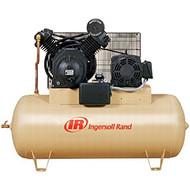 12.5HP 30 Gallon 2-Stage Gasoline Air Compressor, IR 2475F125G