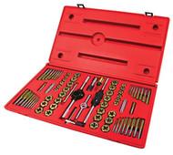 76 pc. Machine Screw, Fractional & Metric Tap & Die Set ATD-276
