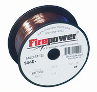 "FIREPOWER 2 lb., .030"" Solid MIG Wire VCT-1440-0215"