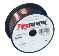 "FIREPOWER ER70S-6 MIG Wire Solid, .35"", 2lb VCT-1440-0220"