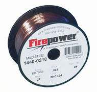 "FIREPOWER .023"" Solid MIG Wire VCT-1440-0210"