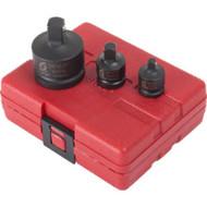 3 Pc. Impact Super Reducer Drive Adapter Set SUN2343