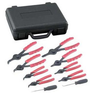Snap Ring Pliers Set - Internal/External