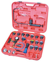 Radiator Pressure Tester & Vacuum Type Cooling System Kit With 78581 Adapte