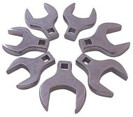 7pc Jumbo Metric Straight Crowfoot Wrench Set
