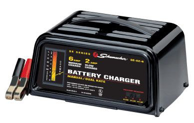 Schumacher Battery Charger Manual >> 6 2 Amp Dual Rate Manual Discontinued