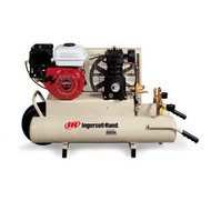 5.5 HP, 8 gallon, Twin Tank compressor, Briggs  and  Straton Engine