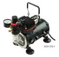 Air Brush Compressor DGR-518-1