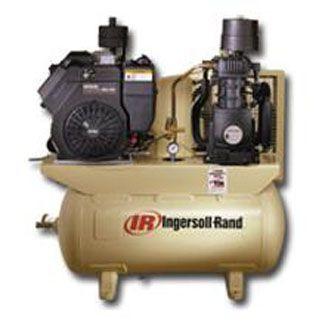 12 5 HP 30 Gal Kohler Gas Air Compressor