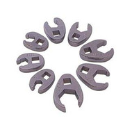 8pc Jumbo SAE Flare Nut Crowfoot Wrench Set