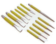 12 PC Chisel  and  Punch Set