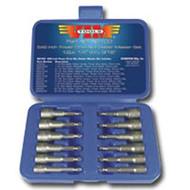 Metric Magnetic Nut Setter Kit, 8MM - 14 MM, 65MM Long