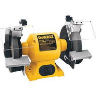 8 in  Heavy-Duty Bench Grinder (3/4 HP) DW758