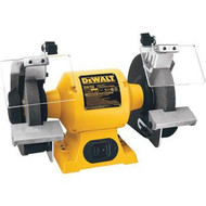 6 in  Heavy-Duty Bench Grinder (5/8 HP) DW756