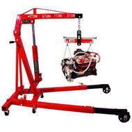 2-Ton Folding Engine Hoist (Currently Unavailable) See HEH-2F