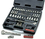 100 PC Socket  and  Bit Set